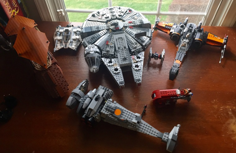 Star Wars Legos